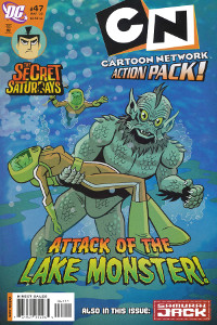 Cartoon Network Action Pack Cover