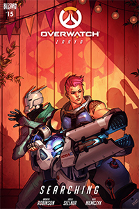 Overwatch 15 Cover