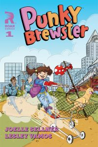 Punky Brewster Issue 101 Cover