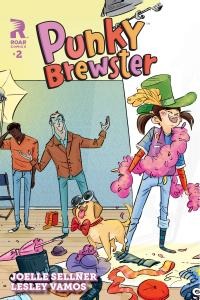 Punky Brewster Issue 102 Cover
