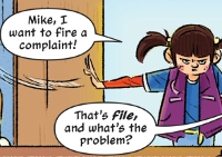 Punky Brewster 103 Sample Panel