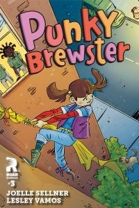 Punky Brewster Issue 103 Cover