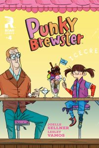 Punky Brewster Issue 104 Cover