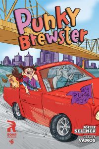 Punky Brewster Issue 106 Cover