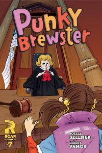 Punky Brewster Issue 107 Cover