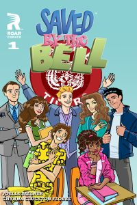 Saved by the Bell Issue 6 Cover