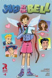 Saved by the Bell Volume 1 Issue 4 Cover