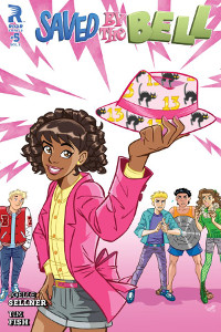 Saved by the Bell Volume 2 Issue 5 Cover