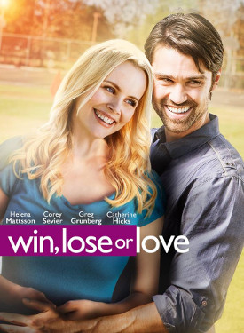 Win, Lose or Love Poster