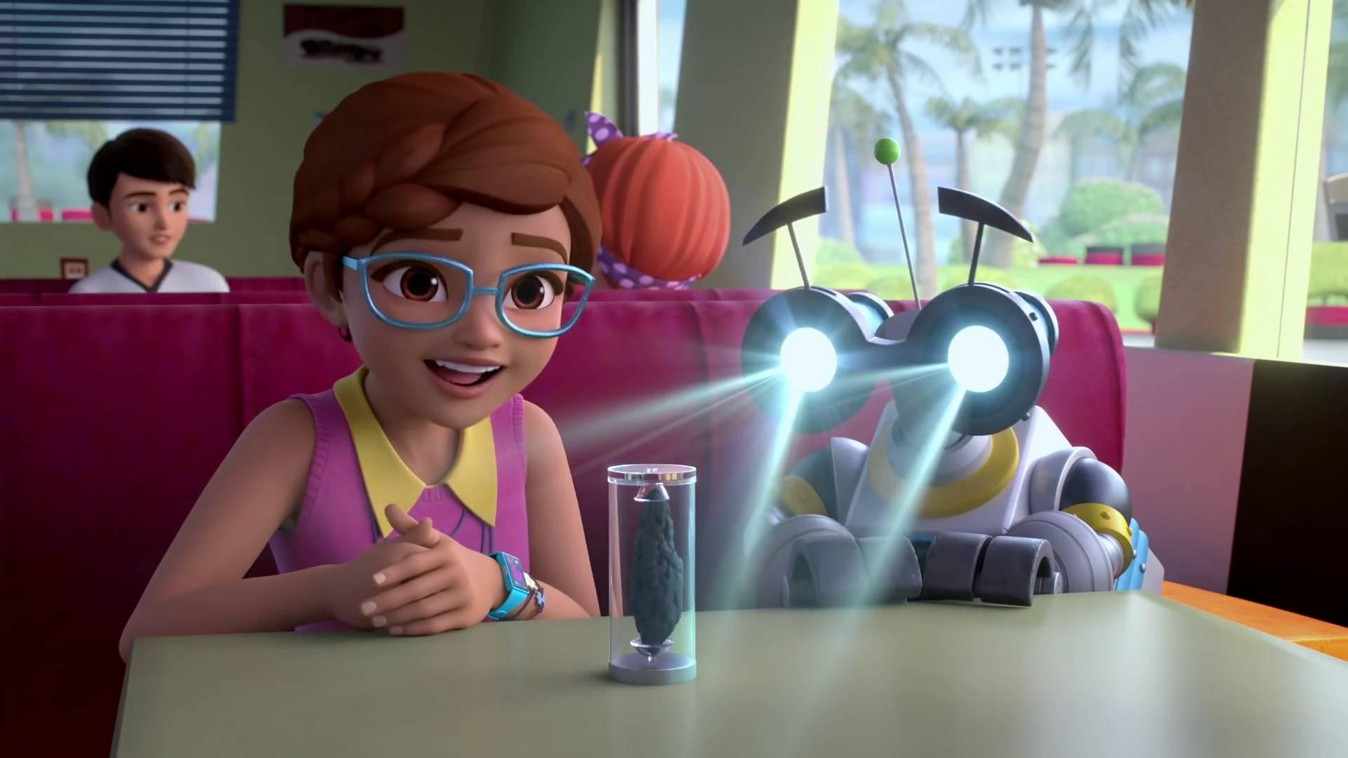 Joelle Sellner Online Portfolio - TV Animation - LEGO ...